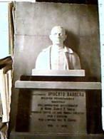 BUSTO DI DON UMBERTO BARBERA PARROCO ALBENGA  Fotografica N1950 EC11189 - Monumenti