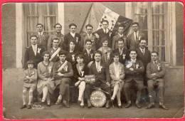 PHOTOCARTE CPA 42 BUSSIERES Classe 1930 Près NERONDE  (  D100 ) - Otros Municipios