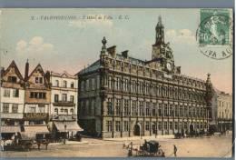Valenciennes - L'Hotel De Ville - France - Valenciennes