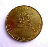 JETON MEDAILLE TOTAL 1969 - BIBLIOTHEQUE NATIONALE - LE GENERAL BONAPARTE -1797 - DAVID