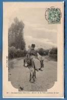 50 - AVRANCHES -- Retour De La Ville  , Porteuse De Lait - Avranches