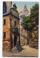 Marburg - Lutherische Kirche Und Schloss - Marburg