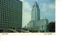CITY HALL  LOS ANGELES   OHL