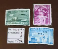 Belgie   Michel Nr: 1255-57  ** MNH Postfrisch   #3071 - Astrologie