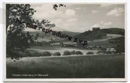 - SCHLOSS - Lichtenberg Im Odenwald, Petit Format, Charmante, Non écrite, TBE, Scans.. - Lich