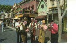 LIVELY BAND DISNEYLAND  OHL - Disneyland
