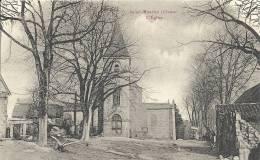 Creuse- Saint-Maurice -l'Eglise. - France