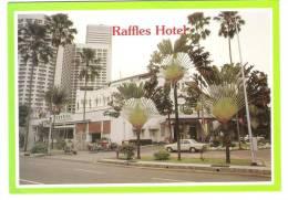 Singapur - Singapore - Raffles Hotel - Singapur