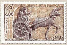 Francia - 1963 - Usato/used - Giornata Del Francobollo - Mi N. 1428 - Francia