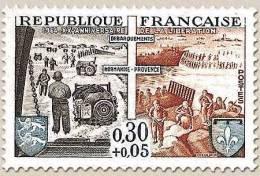 Francia - 1964 - Usato/used -  Liberazione - Mi N. 1481 - France