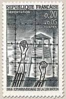 Francia - 1964 - Usato/used - Resistenza - Mi N. 1463/64 - Francia