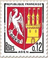 Francia - 1964 - Usato/used - Stemmi - Mi N. 1472/73 - France