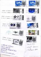 Vignettes Différentes Modèles Et Valeurs - 2010-... Vignettes Illustrées