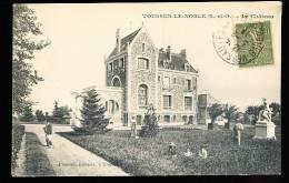 78 TOUSSUS LE NOBLE / Le Château  / - Toussus Le Noble