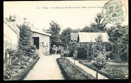 78 VELIZY / Les Bosquets Du Restaurant, Débit De Tabac Fique / - Velizy
