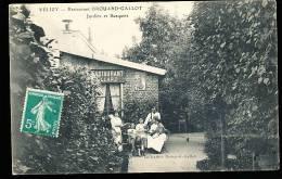 78 VELIZY / Restaurant Drouard Gallot, Jardins Et Bosquets / - Velizy