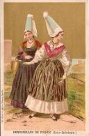 Gateau Breton/ Cornilleau/Demoiselle De Pornic/ BREST/vers 1890         IM322 - Confectionery & Biscuits