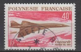 Polynésie PA N° 27 Oblitéré ° - Poste Aérienne