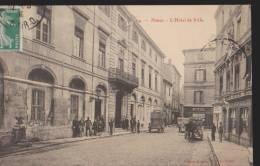 CPA : Nîmes : L'Hôtel De Ville - Nîmes