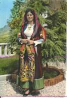 NU021 - Orgosolo (Nuoro) - Costume Sardo - Altre Città