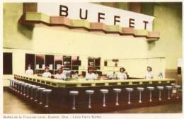 QUEBEC (Canada) Buffet De La Taverne Levis Animation - Québec - Beauport