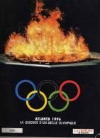 JEUX OLYMPIQUES  ATLANTA)  1996  EDITION SPECIALE 120 Pages ; 119 Photos  Athlètes - Livres