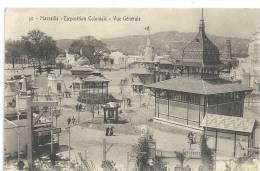 30..MARSEILLE..EXPOSITION COLONIALE....VUE GENERALE....NON ECRITE.... - Expositions Coloniales 1906 - 1922