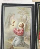 ( 5 ) ° VEERLE 1833 + ANTWERPEN 1916  ROSALIA VERMIERT - Images Religieuses