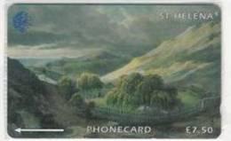 St Helena Isl. - Napoleon´s Tomb, CN : 117CSHC, 1000ex, 1996, Mint In Blister - St. Helena Island