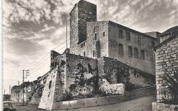 ANTIBES...570..LE CHATEAU..MUSEE GRIMALDI ET LES REMPARTS... - Antibes
