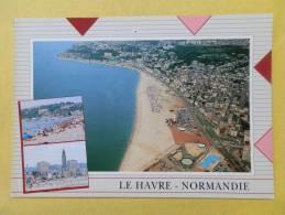 Dep 76 , Cpm  LE HAVRE  , Vue Aérienne , Vue Générale Sur Sainte Adresse Et Le Havre , M7624.173 (197) - Le Havre