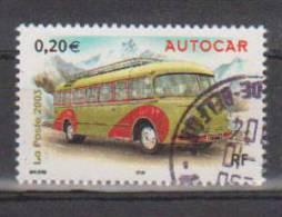 2003 N 3609 AUTOCAR Oblitéré Cachet Rond #217# - Frankreich