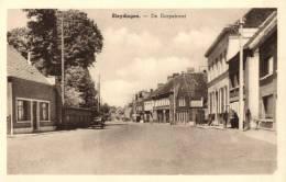 BELGIQUE - FLANDRE ORIENTALE - EVERGEM - SLEYDINGEN - SLEIDINGEN -  De Dorpstraat. - Evergem