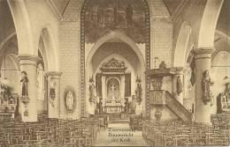Zwevezeele - Binnenzicht Der Kerk - Bélgica