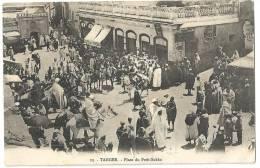 Tanger - Place Du Petit-Sokko                1912 - Tanger