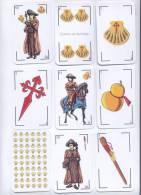 BARAJA ESPAÑOLA DEL CAMINO DE SANTIAGO - Cartes à Jouer Classiques
