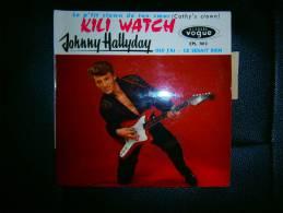 45 T JOHNNY HALLYDAY - Vinyles