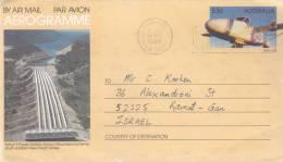 Card Sent To Israel  On The 70th - 1966-79 Elizabeth II