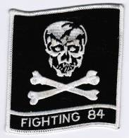 PATCH ECUSSON FIGHTING 84 - Aviazione