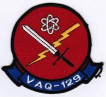 PATCH ECUSSON VAQ-129 - Aviación