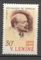 Lenine  Senegal   332   *  TB   Charniere Legere - Lenin