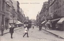 CPA - 50 - CHERBOURG - Rue De La Fontaine - Cherbourg