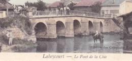 CPA - 55 - LABEYCOURT - Le Pont De La Chée - RARE !!!!! - Autres Communes