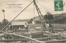 St Symphorien De Marmagne Source Sulfureuse Travaux De Fouille Edit Guignard Autun - Autres Communes