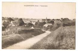 VALDAMPIERRE  -  Panorama - Frankreich