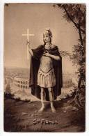 CHRISTIANITY SAINTS ST. FIRMUS Nr. 5090 OLD POSTCARD - Saints