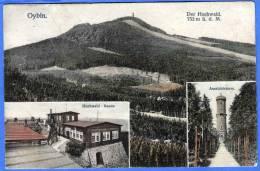 Böhmen, OYBIN, Hochwald, Hochwald-Baude, 190? - Böhmen Und Mähren