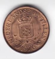 @Y@   Nederlandse Antillen    2 1/2 Cent 1976   UNC   (C147) - Antilles Neérlandaises