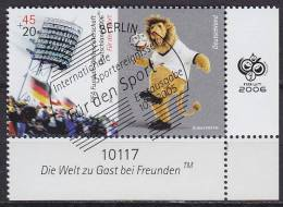 Bundespost Mi.2439/2443 Gestempeld - [7] West-Duitsland