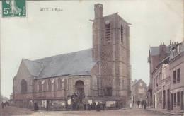 CPA - 78 - AULT - L'église - Ault
